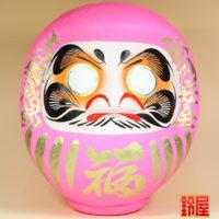 神棚に最適な縁起物である大願成就グッズ:ピンク色